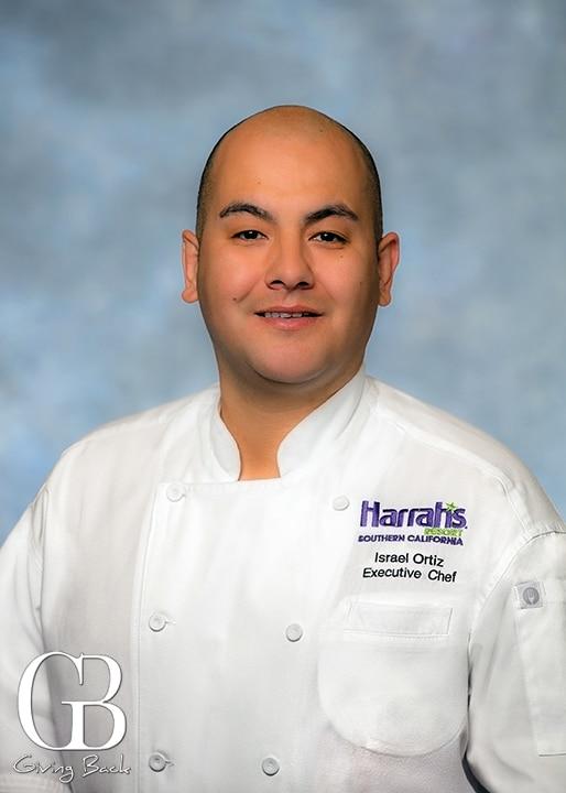 Israel Ortiz of Harrah   s Resort   Casino