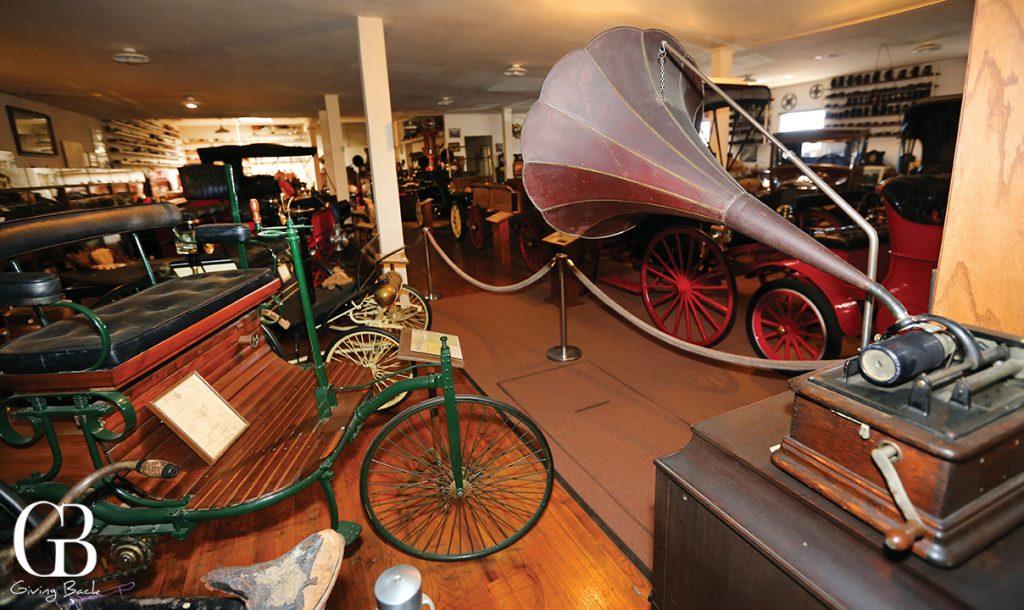 J.A. Cooley Museum