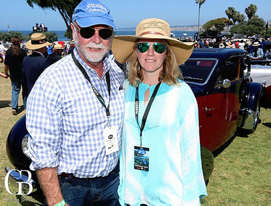 J. Craig Venter and Heather Kowalski