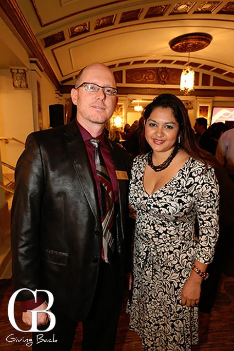 JD Smith and Gabriela Moseman