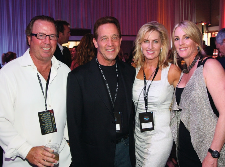 Jack Straw, David Fisher, Melinda Shough and Terri Bourne.JPG