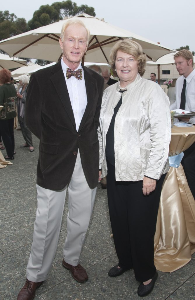 Jack and Bonnie Sipe