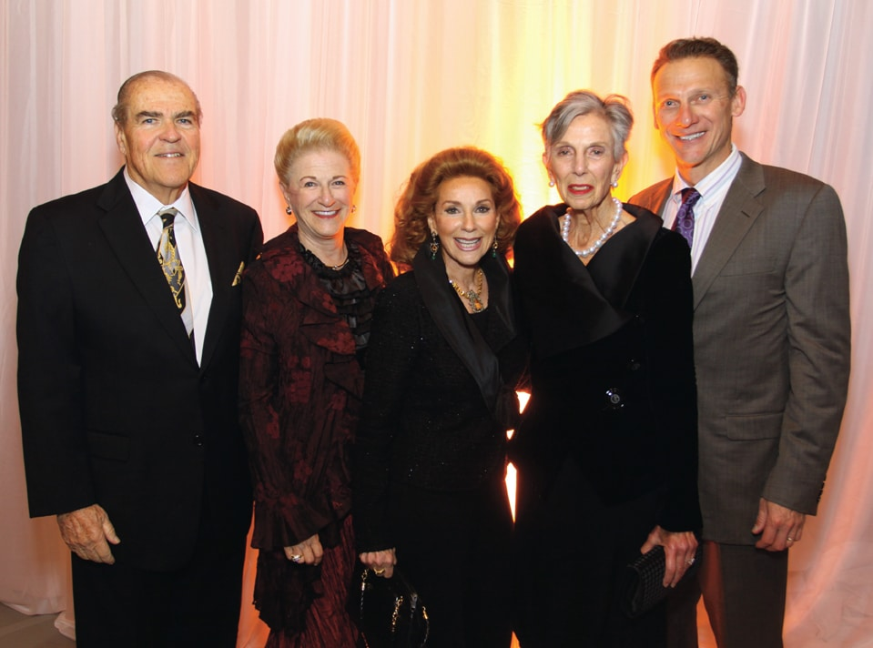 Jack and Judy White with Reena Horowitz, Muffy Walker and John Reed.JPG