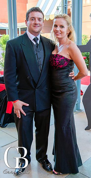 Jack Lorent and Margret Drdla