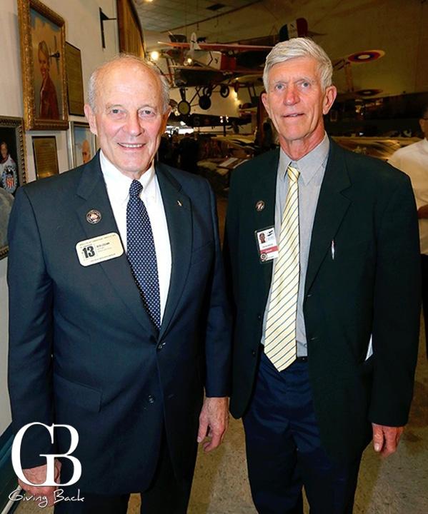 Jack Lousma  Skylab  and Dave Hardy