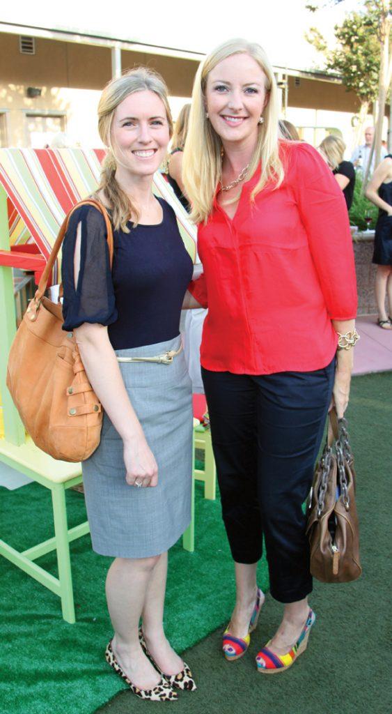 Jackie Hailey and Heather Darrimon.JPG