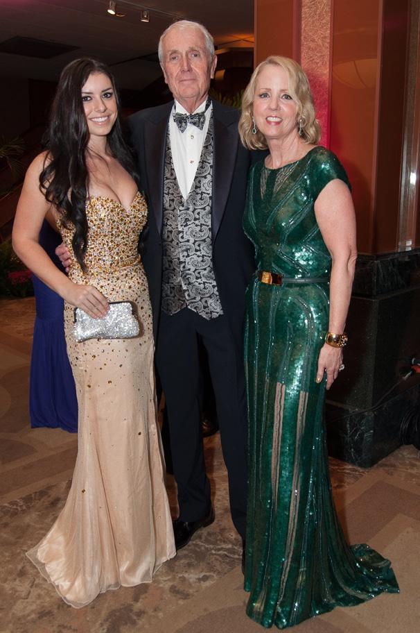 Jacquelyn Rafalovich with Harvey and Sheryl White