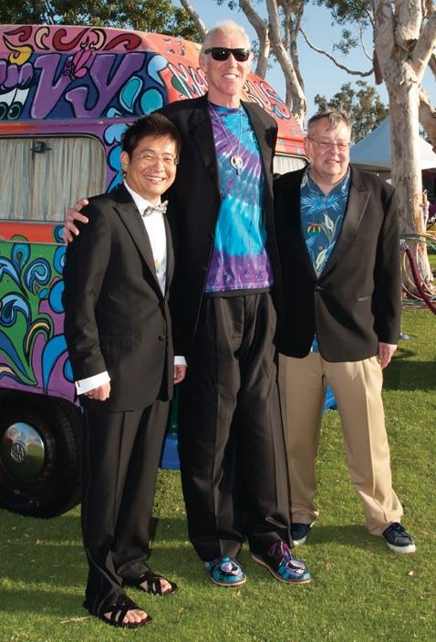 Jaewoo Shin, Bill Walton, Robert Wilkins