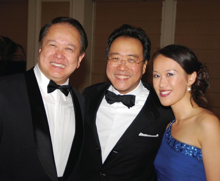 Jahja Ling, Yo Yo Ma and Jessie Chang.JPG