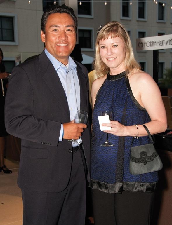 Jaime Takahashi and Stephanie Wegworth