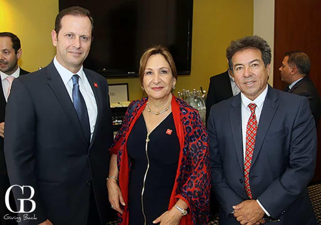 Jaime Gonzalez Luna  Patricia Alvarez de Los Cobos and Miguel Aguirre
