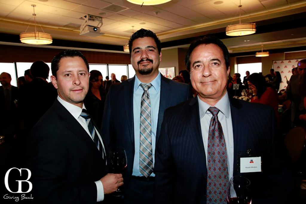 Jairo Martinez  Roberto Mendoza and Ricardo Mendoza