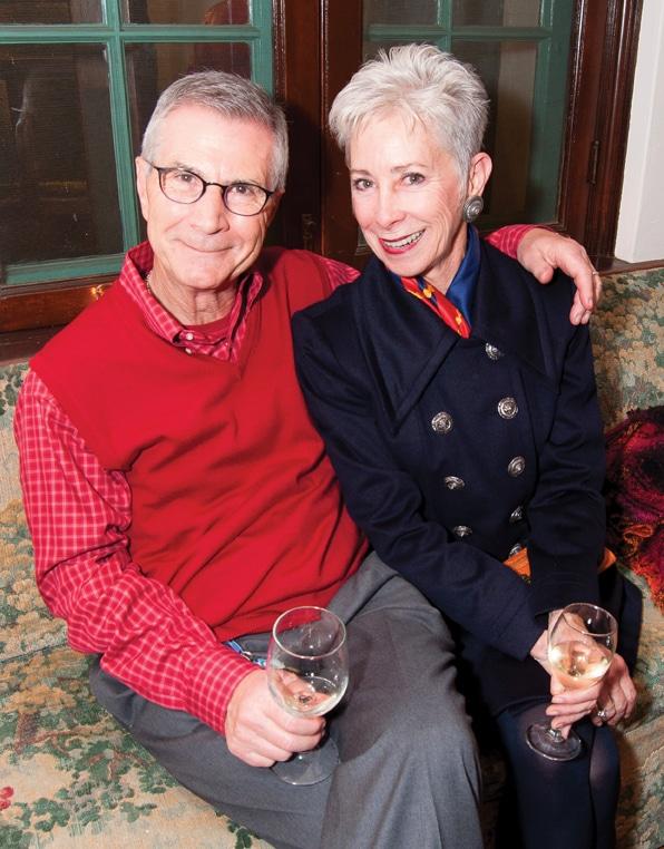 James and Linda Balducci