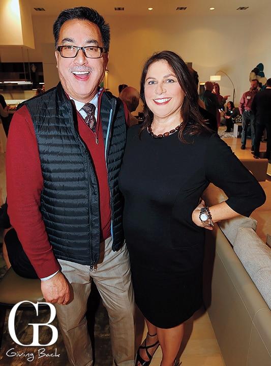 James Wyno and Natalie Aguirre
