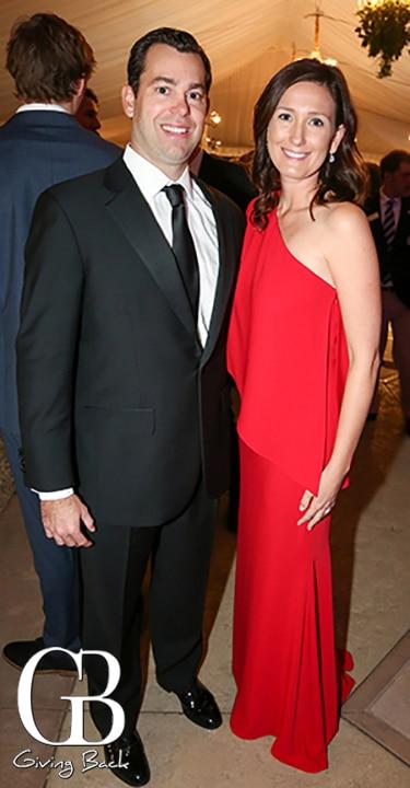 Jamie and Jessica Hooper