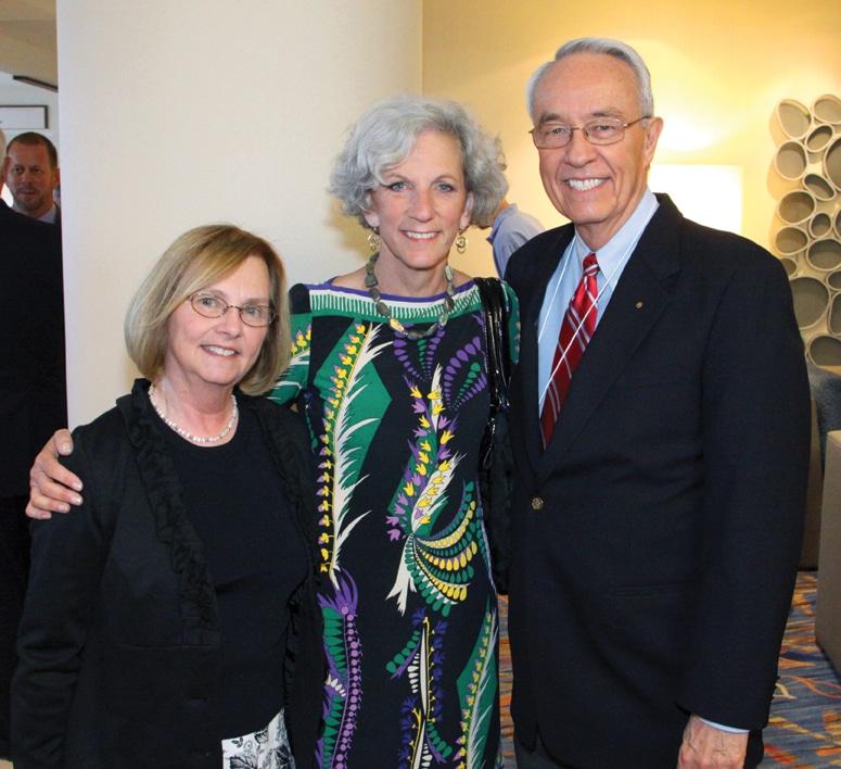Jan Murphy, Nancy Specter and the Honorable Dick Murphy +.JPG
