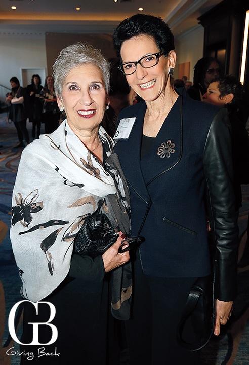 Jan Friedman and Miriam Norten