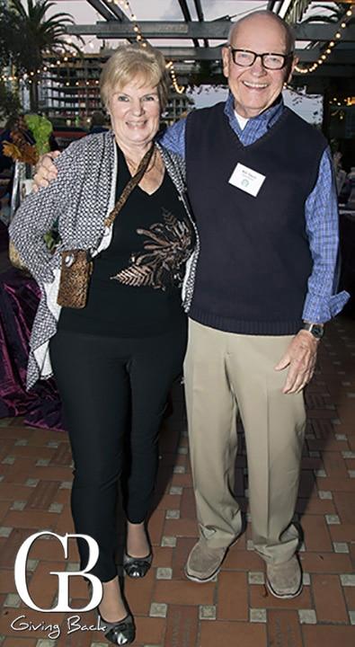 Jan Magot and Bob Annett