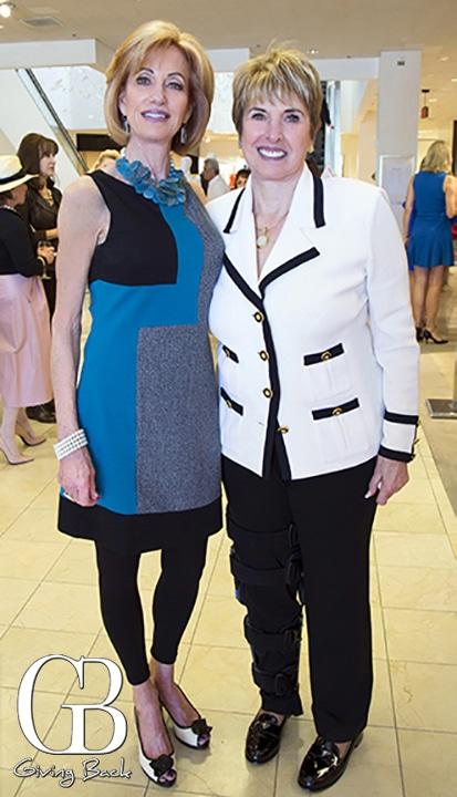 Jan Reital and Mary Ann Bosanac