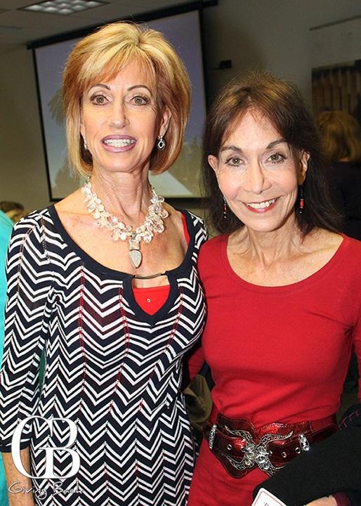 Jan Reital and Patricia Benesh