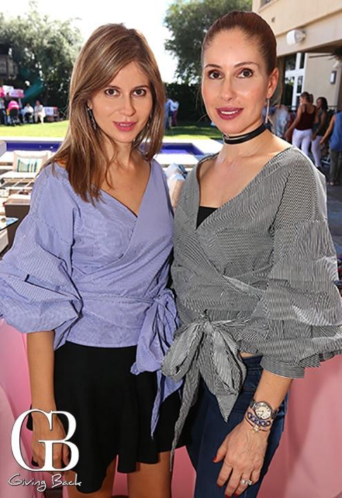 Jana y Rina Cota
