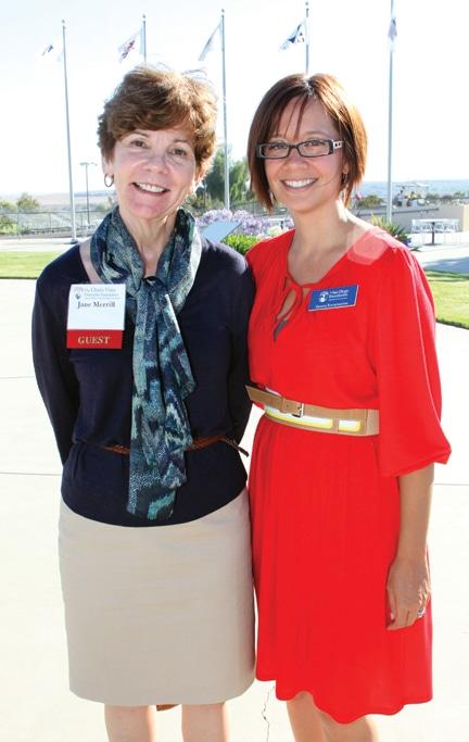 Jane Merrill and Zaneta Encarnacion +.JPG