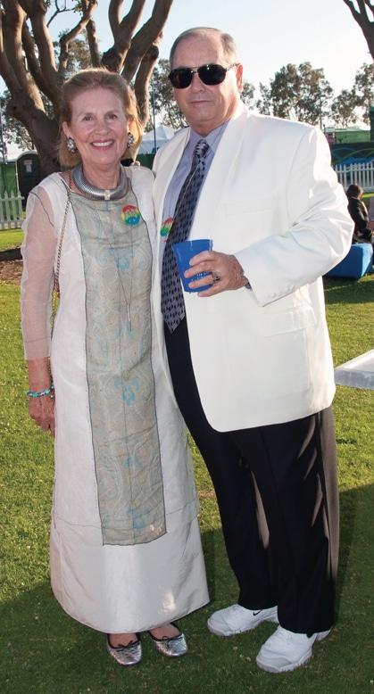 Jane Rice and Mike Lapadula +