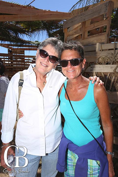 Jane Fantel and Laura Galinson