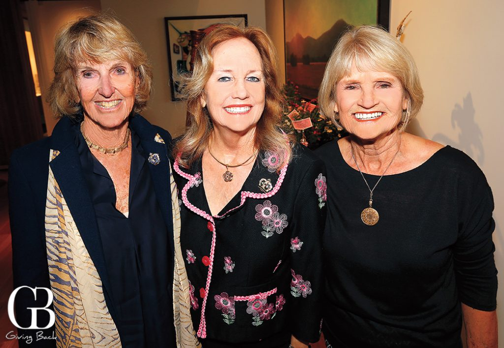 Jane Fetter  Dulie Ahlering and Cheryl Bramley