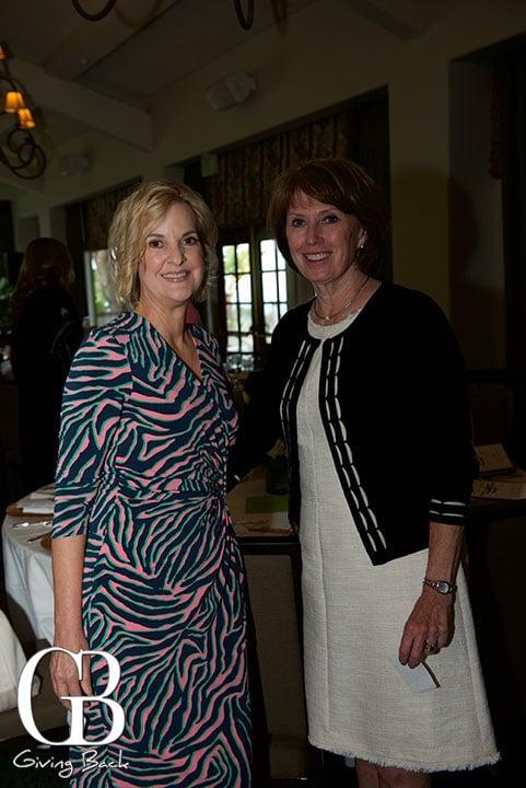 Jane Nobbs and Christine Stevenson