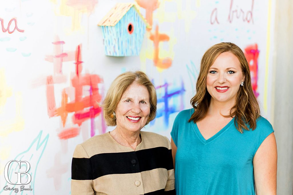 Jane Rice and Erin Decker
