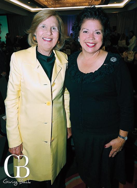 Jane Rice and Josephine Bennett