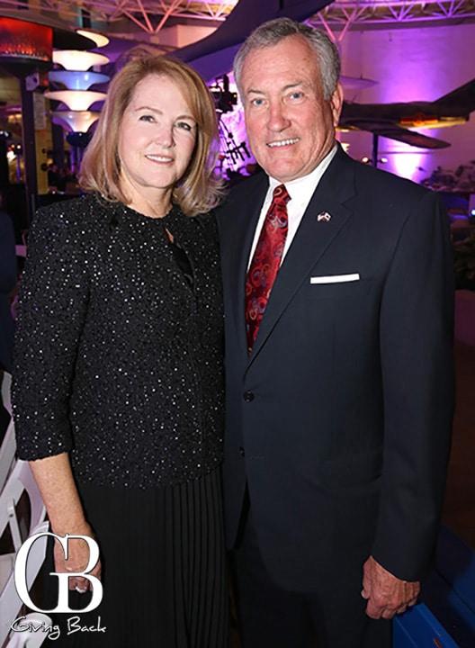 Jane and Martin Garrick
