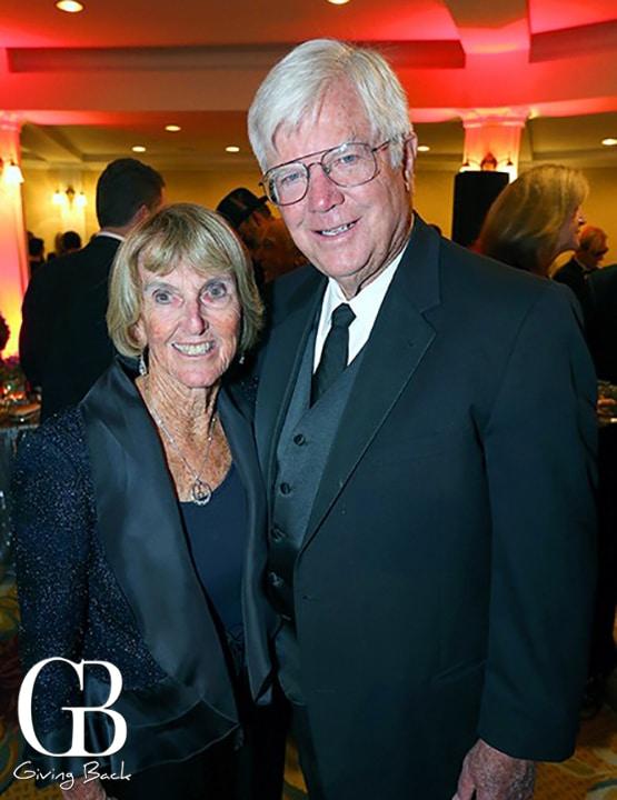 Jane and Tom Fetter