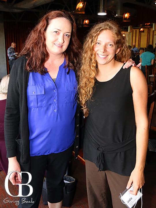 Janelle Debera and Alisha Pena