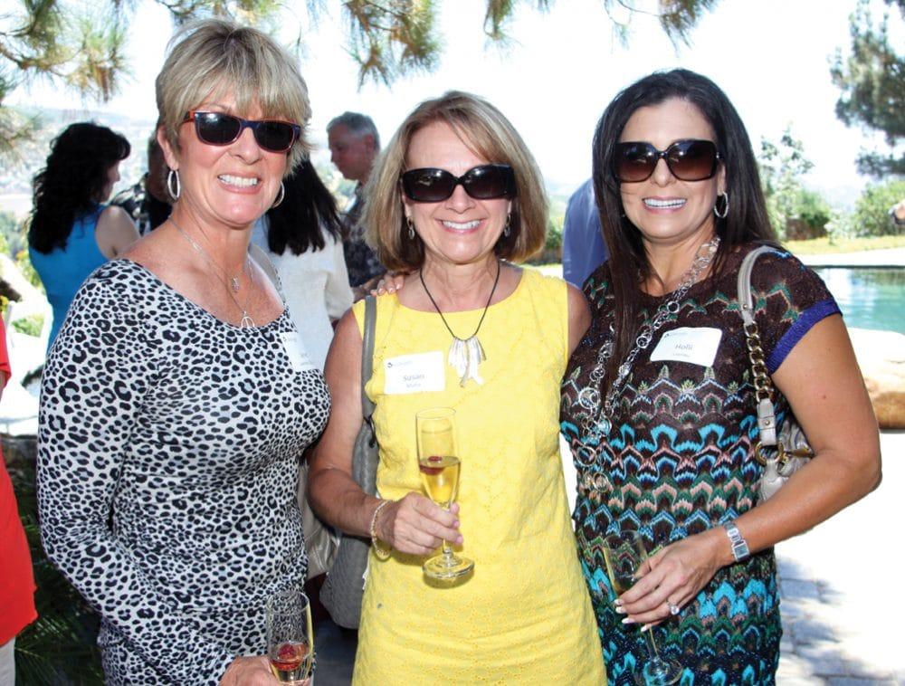 Janet Lawless Crist, Susan Muha and Holli Lienau.JPG