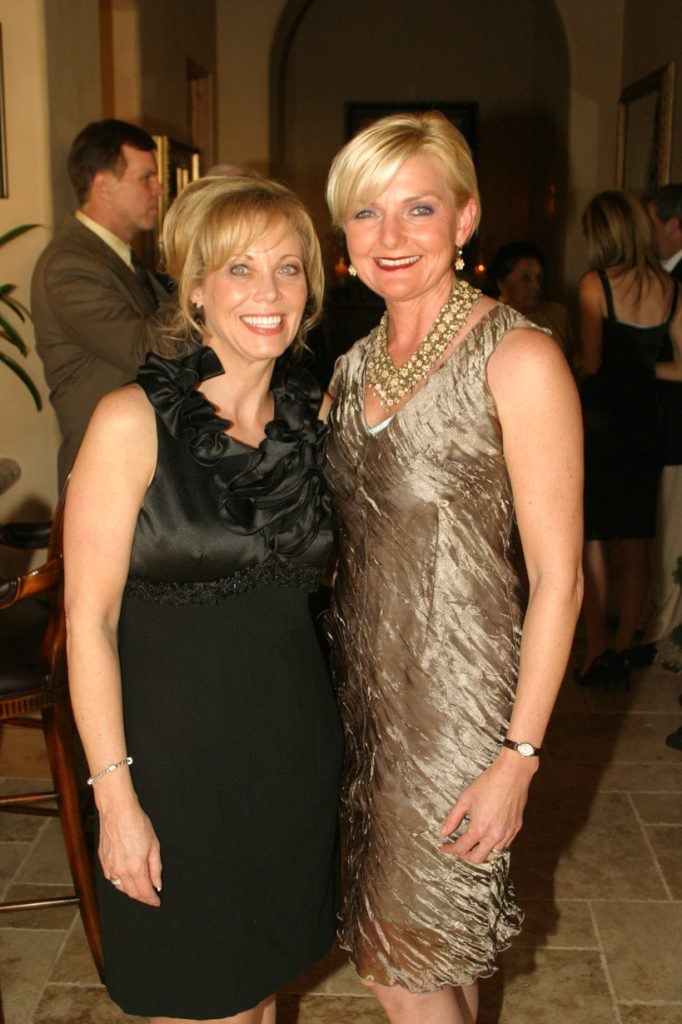 Janice Kupratis and Joye Blount.JPG