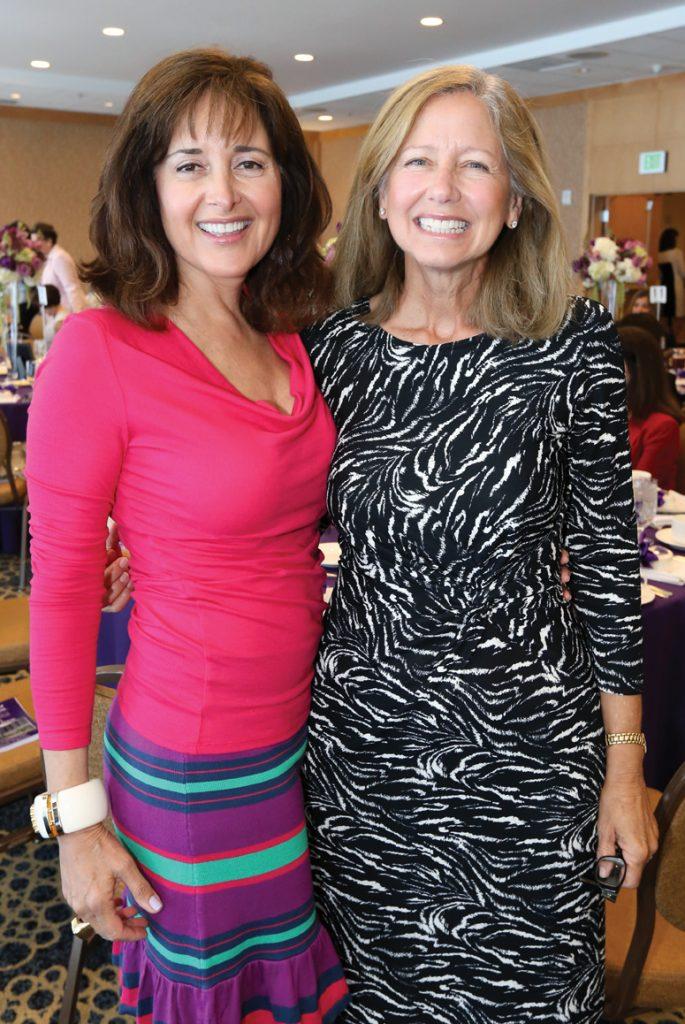 Janice Nesses and Debbie Weiner.JPG