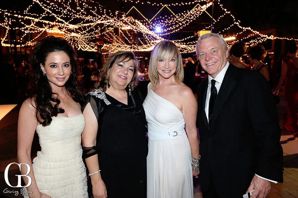Janice Jaracie  May Zawaideh and Linda and Richard Kerr