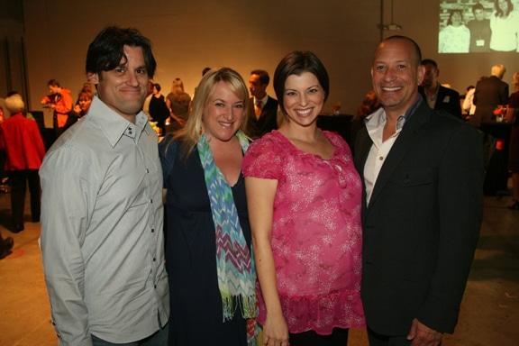 Jason and Beth Avanat with Erika DiProfio and Jon Bailey.JPG