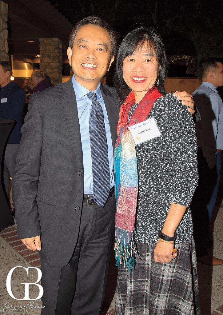 Jason and Jean Chen