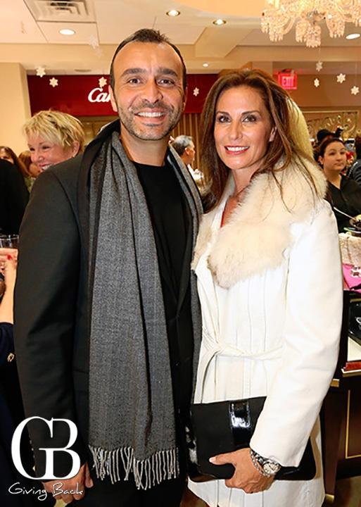 Jawad and Jennifer Bisharat