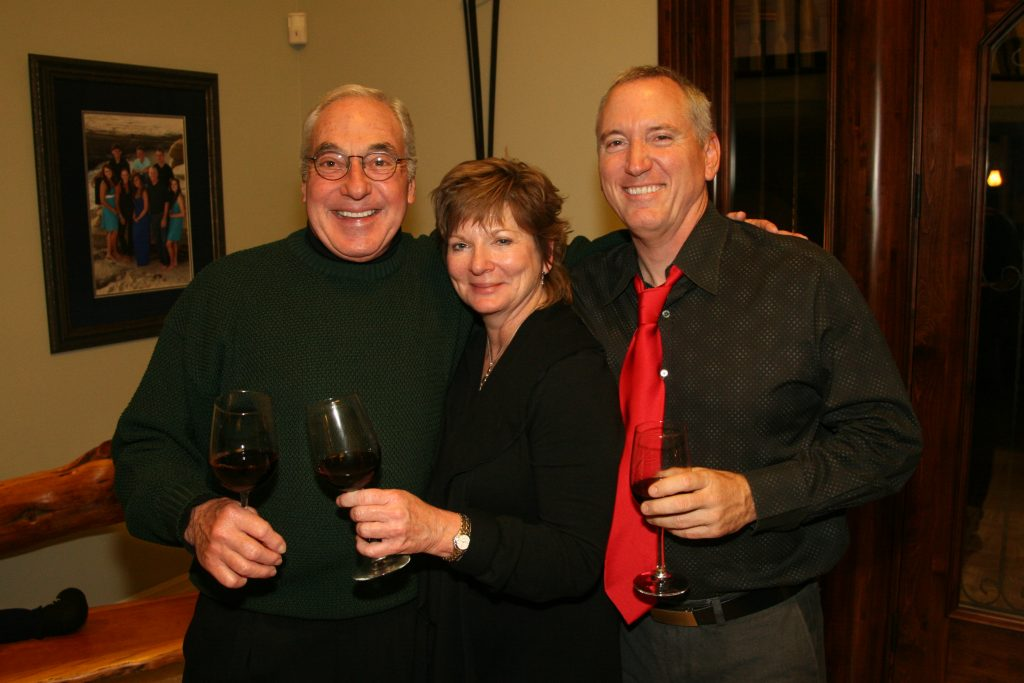 Jay Wexler and Pamela Croft with Vance Clayton.JPG