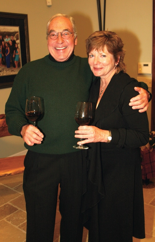 Jay Wexler and Pamela Croft.JPG