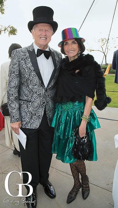 Jay Jeffcoat and Joyce Gattas