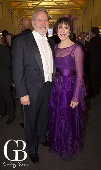 Jay Merritt and Carol Lazier