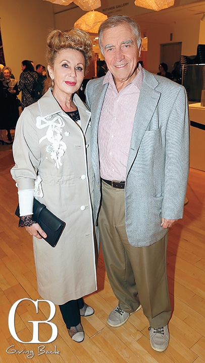 Jean and Gary Shekhter