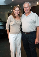 Jeanette Day and David Catalino