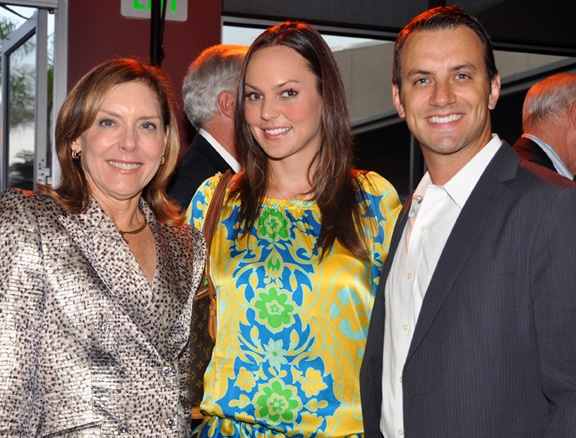 Jeanette Day with Kathryn and Daniel Brown.JPG