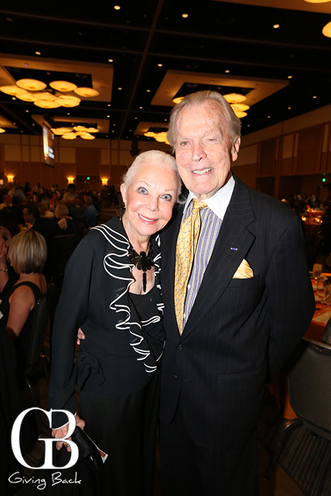 Jeanne Jones and Don Breitenberg